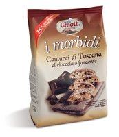 Cantuccini MORBIDI al Cioccolate 200g